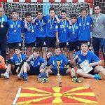 Младите од Алушовски доминираа во Србија: Има две круни во ЛШ како играч, сега и прв трофеј како тренер