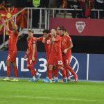 """""""Дијамантот"""" блесна најсилно досега, два гола на Елмас за голема победа на Македонија (ВИДЕО)"""