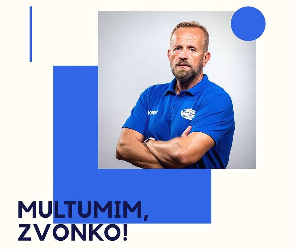 Шундовски повеќе не е тренер на Констанца, дојде до пријателска разделба (ФОТО)