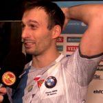 Карачиќ за 24Ракомет ТВ: Во одредени моменти не бев во натпреварот, нозете беа тешки поради целата атмосфера