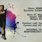 """Црногорскиот """"Микел Хансен"""" му се """"нуди"""" на шампионот: Сакам да заиграм за Вардар!"""