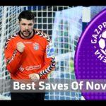 Митревски има една од најдобрите одбрани за ноември во СЕХА (ВИДЕО)
