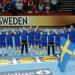 Шведска со еден десен бек на Европското првенство (ФОТО)