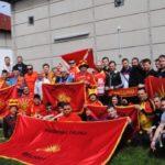 """Навивачите се организираат: """"Фаланга Виена"""" ја откри базата за време на ЕП!"""