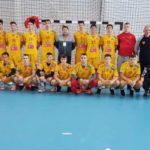 Тешка група на Медитеранските игри: Кадетите против Шпанија, Хрватска, Црна Гора...