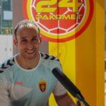 НАЈ НАЈ НАЈ... Интервју со Роберто Парондо: Не е важно дали сум јас тренер, за секој Македонец е важно Вардар да постои