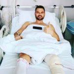 Успешно опериран бекот на Еурофарм: Стјепановиќ ја почнува долгата рехабилитација