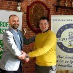 Еурофарм Пелистер и Бабиќ потпишаа и си подадоа рака