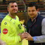 МВП на 13. коло во Супер машката лига: Даниел Дупјачанец (Металург)