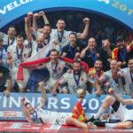 Вардар останува единствен клуб од главен град што освоил титула во ЛШ (ФОТО)