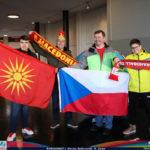 """Мисија """"победа"""": Македонците се обединија во поход кон """"Штадхале"""" (ФОТО/ВИДЕО)"""