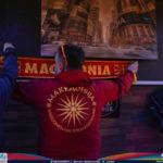 """Фановите раштркани низ Виена: """"Македонската фаланга"""" поделена во две фан зони"""