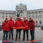 Навивачите ја окупираа(т) Виена, седмиот играч ќе биде во полн сјај (ФОТО/ВИДЕО)