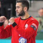 Чаневски има една од најдобрите одбрани во СЕХА за декември (ВИДЕО)