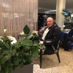 Пепи Манасков на трибините во Битола - навиваше за Еурофарм или за Веспрем? (ФОТО)