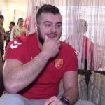 Пешевски за 24Ракомет ТВ: Ако сакаме победа со Чешка, мораме да бидеме помотивирани! (ВИДЕО)