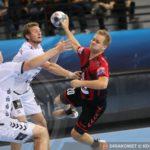 Лига на шампиони: Вардар на 4. место, Еурофарм Работник петти на паузата до ноември