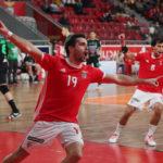 Куп на ЕХФ: Бенфика на чекор од четврт-финале