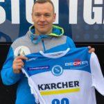 Европски и светски шампион е нов соиграч на Пешевски во Штутгарт