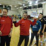 Екс-репрезентативка на Македонија на клупата на машкиот тим на Куманово