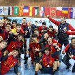 Како сениорите, така и кадетите: Шпанија со злато си замина од Атина