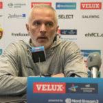 Алушовски: Не сме фаворити в сабота, ситуацијата не ни дава право за тоа