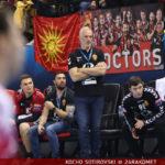 Алушовски: Се обидуваме да не мислиме на проблемите, но...