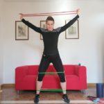 Сведоштво од жариштето на коронавирус: Ракометарката Јовановска седи дома и тренира (Фото/Видео)