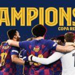 Барселона додаде уште еден трофеј во огромната колекција!