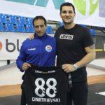Му годи Шпанија: Дарко Димитриевски уште една сезона во Синфин Сантандер!