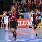 Ако сакате место на завршниот турнир во ЛШ - ангажирајте го Рожерио Мораес! (ФОТО)