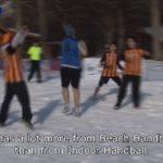 НЕ Е ШЕГА: Ракометот на снег станува олимписки спорт? (ВИДЕО)