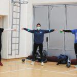 По 50 дена пауза, Радичевиќ и колешките пак на тренинг: Верувам ќе играме два пати на Ф4! (ФОТО)