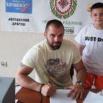 Радовиш доби искусен пикер - потпиша Игор Трајковски