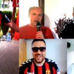 """Пееја за Кометал, сега и за """"црвено-црните"""": Дац и Александар порачаа - Вардаре не те оставаме (ВИДЕО)"""