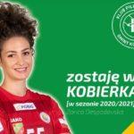 Не мрда од Полска: Зорица Десподовска го продолжи договорот со Кобиержице