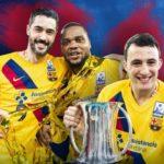 Сорендо, Арињо и Ентрериос влегоа во историјата на Барселона