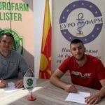 ОФИЦИЈАЛНО: Од Вардар се сели во Битола - Дејан Кукуловски потпиша за Еурофарм Пелистер!