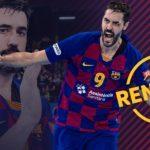 Ништо од Нант, Раул Ентрериос останува уште една година во Барселона