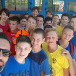 Насекаде се откажуваат спортски натпревари, а во Хрватска се одржа ракометен камп за деца (ФОТО)