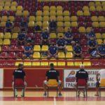 Активно и во Охрид: Стојановиќ прозиваше на стартот од подготовките (ФОТО)