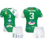 И сино и зелено: Еурофарм Пелистер ги претстави дресовите за новата сезона (ВИДЕО)