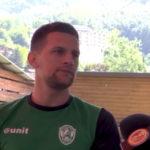 Периќ: Знам како е во Битола, едвај чекам да играм пред полни трибини (ВИДЕО)