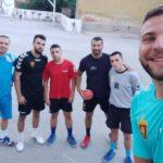 Многу прилепчани на едно место: Играат за различни клубови, но тренираат заедно (ФОТО)