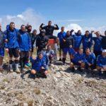 Охриѓани билдаа тимски дух на Галичица (ФОТО)