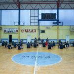 Како во Богданци се реализира тренинг според протоколите за Ковид-19 (ФOTO)
