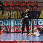 Вардар води против Порто на полувреме, голманот Ристовски најефикасен