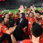 РФМ со честитка за фудбалерите: Секоја чест за големата победа, хомогеноста и силниот карактер (ФОТО)