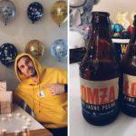 Карачиќ прослави роденден со полско пиво и македонска торта (ФОТО)