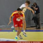 """Стоилов упати """"топка со очи"""", Маџовски ја смести во швајцарскиот гол (ВИДЕО)"""